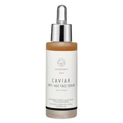 NaturFarm Caviar Anti-Age Face Serum • 30 ml.