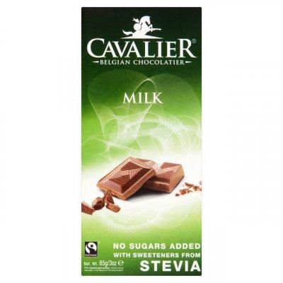 Coala Chokolade Mælk m. Stevia • 85 g.