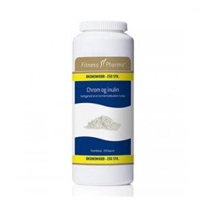 Fitness Pharma Chrom med Inulin • 250 kap.
