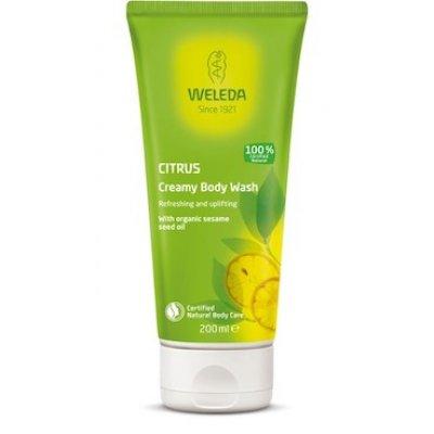 Weleda Citrus Creamy Body Wash • 200 ml.