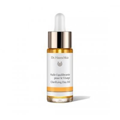 Dr. Hauschka Clarifying day oil ansigtsolie • 18ml.