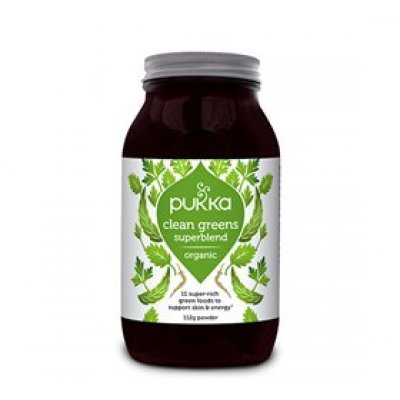 Pukka Clean Greens pulver Ø • 112g.