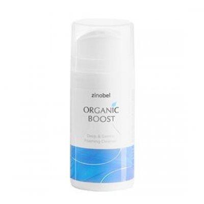 Zinobel Cleanser Deep & Gentle Organic Boost • 100ml.