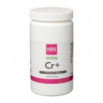 NDS Cr+ Chrom 60 mcg • 90 tab.