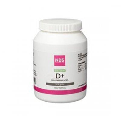 NDS D3+ D-Vitamin • 90 kap.