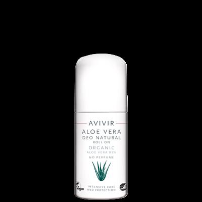 Avivir Aloe Vera Deo Natural • 50 ml.