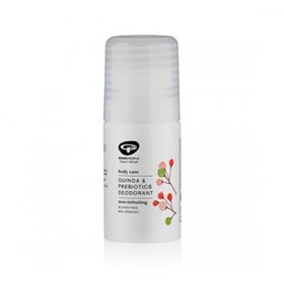 GreenPeople Deodorant quinoa & prebiotic • 75ml.