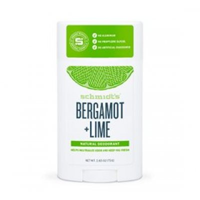 OBS Deodorant stick Bergamot+Lime • 75g.