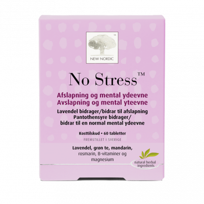 New Nordic No stress™