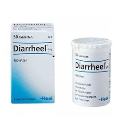 Biovisa Diarrheel SN • 50 tab.