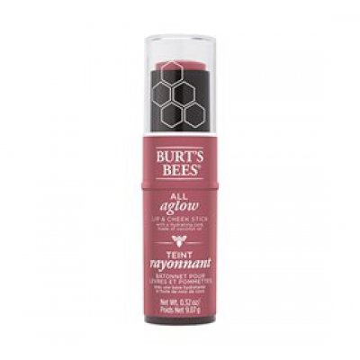 Burts Bees Duostick ALL aglow peony pool • 9g.