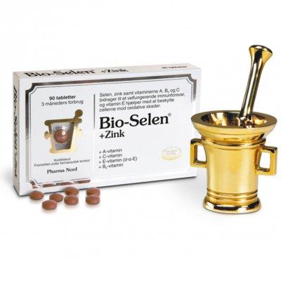 Pharma Nord Bio-Selen + Zink • 90 tabl.