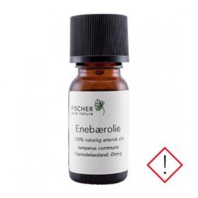 Fischer Pure Nature Enebærolie æterisk • 5ml.