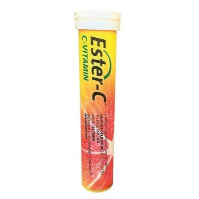 Ester C vitamin 200 mg brus