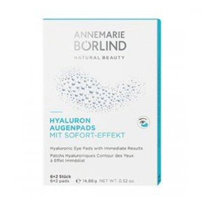 Annemarie Börlind Eye pads revitalizing AquaNature • 12 stk.