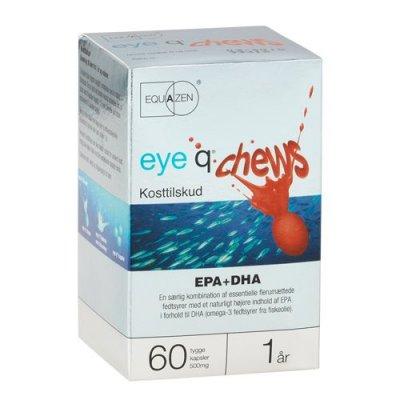 Eye Q Chews - 60 kaps.