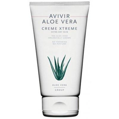 Avivir Aloe Vera Creme Xtreme 70% • 150 ml.