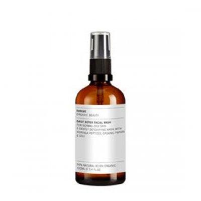 Evolve Facial Wash Daily Detox • 100ml.
