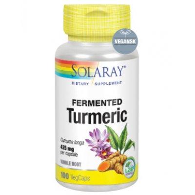 Solaray Turmeric Fermenteret