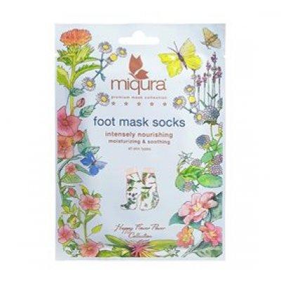 Miqura Foot Mask Flower