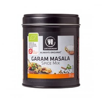 Urtekram Garam Masala spice mix Ø • 70g.