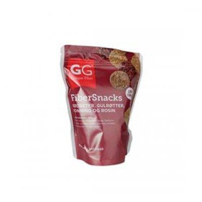GG Uniqe Fiber Snacks • 240g.