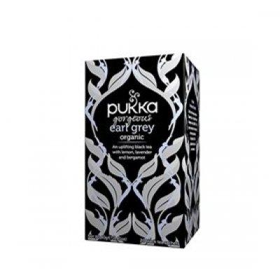 Pukka Gorgeous Earl Grey te Ø • 20 br.