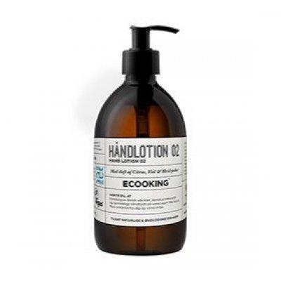 Ecooking Hånd Lotion 02 • 500ml.