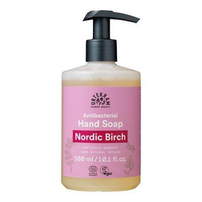 Urtekram Håndsæbe Nordic Birch • 300 ml