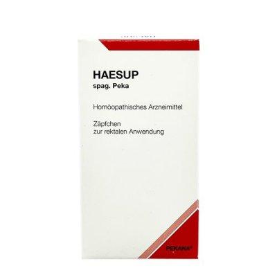Pekana Haesup stikpiller • 10 stk.