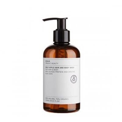 Evolve Hair and Body Wash Daily Apple • 250ml.