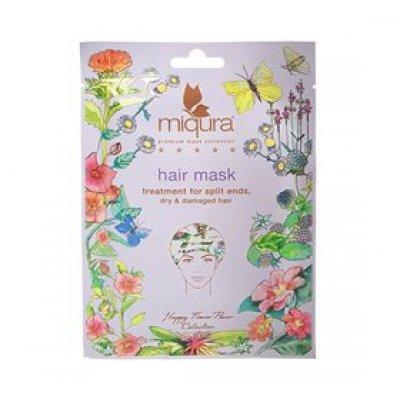 Miqura Hair Mask Flower