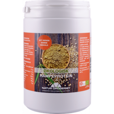 ND Hampeprotein Ø • 350 g.