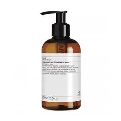 Evolve Hand & body wash Pomegranate and Goji Aromatic • 250ml.