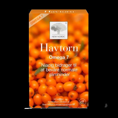 New Nordic Havtorn 30 tabletter