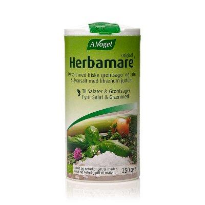 A. Vogel Herbamare Salt Grøn Ø • 250 g.