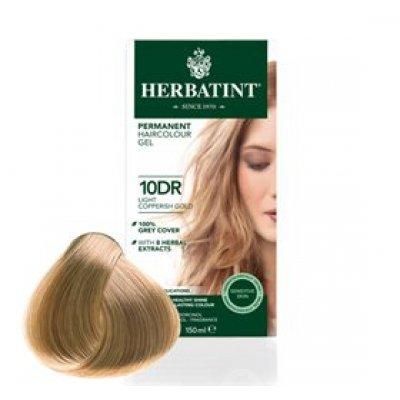Herbatint 10DR Light Copperish Gold • 150 ml