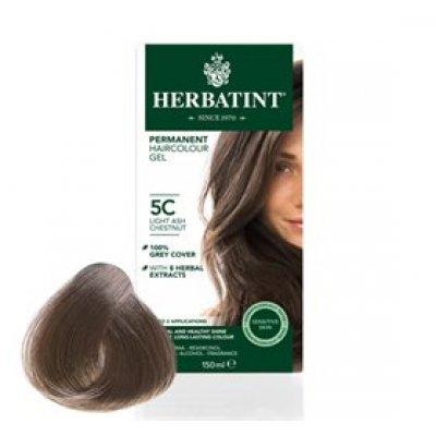 Herbatint 5C Light Ash Chestnut • 150 ml