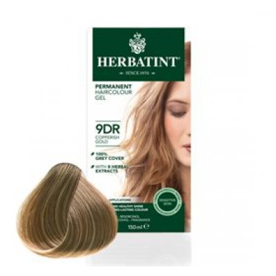 Herbatint 9DR Copperish Gold • 150 ml