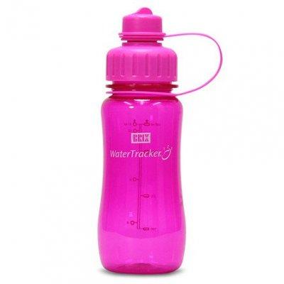 WaterTracker Drikkedunk Hot Pink