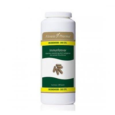 Fitness Pharma Immunforsvar • 200 kap.
