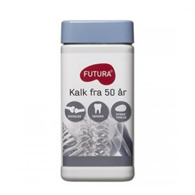 Futura Kalk + D3 vitamin + magnesium • 200 tab.