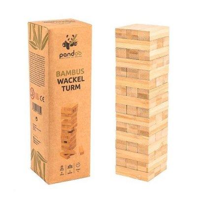 OBS Klodsmajor spil i bambus • 1 stk.
