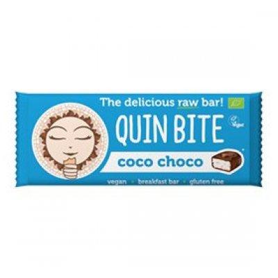 Coala Kokos choko bar Ø - Quin Bite • 30g.