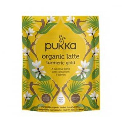 Pukka Latte Turmeric Gold Ø • 90g.