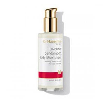Dr. Hauschka Lavender Sandalwood Body cream • 145ml.