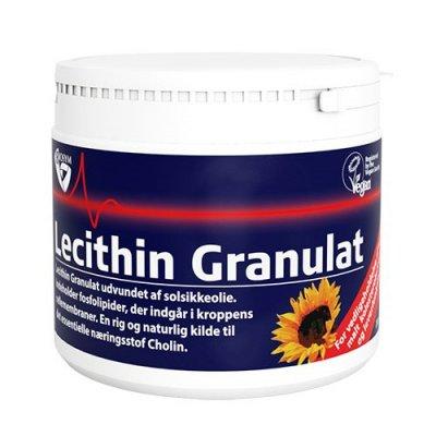 BioSym Lecithin Granulat m. solsikke • 200 gram