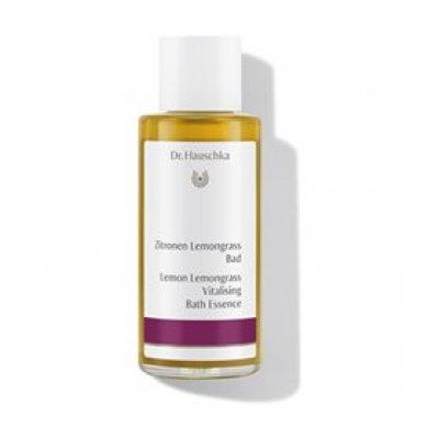 Dr. Hauschka Lemon lemongrass vitalising bath essence • 100 ml.