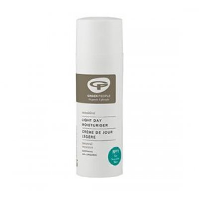 GreenPeople Light day moisturiser neutral • 50ml.