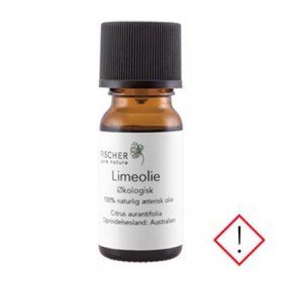 Fischer Pure Nature Limeolie æterisk øko • 10ml.